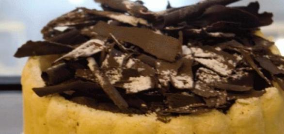 Torta strepitosa al cioccolato fondente