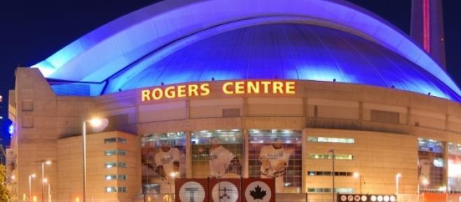 Uno de los estadios de 'Toronto 2015'