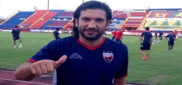 Kikin Fonseca, ex-jogador do Benfica.