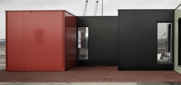 Las nuevas casas modulares de Arcelor Mittal
