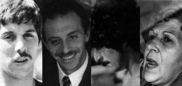 """Las  victimas del """"Clan Puccio"""""""
