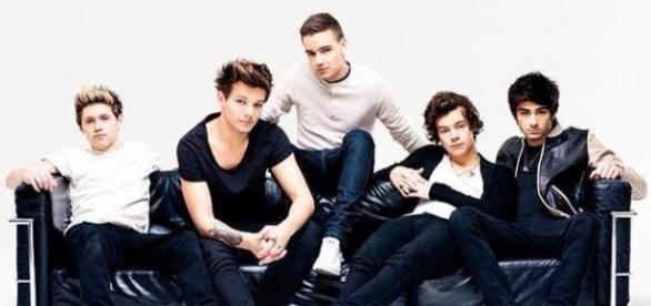 One Direction in der Ursprungsformation