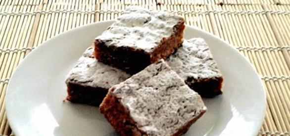 Receta: Brownies de chocolate negro