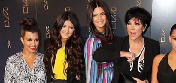 As Kardashian estão envovidas em nova polémica.