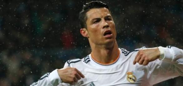 Cristiano Ronaldo está em terceiro na lista.