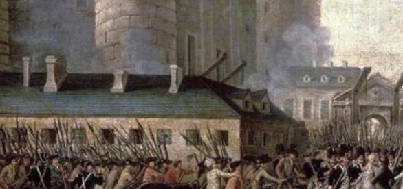 Foi uma luta que trouxe a liberdade para a França