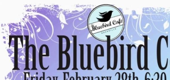 Nashville's iconic venue, the Bluebird Cafe.