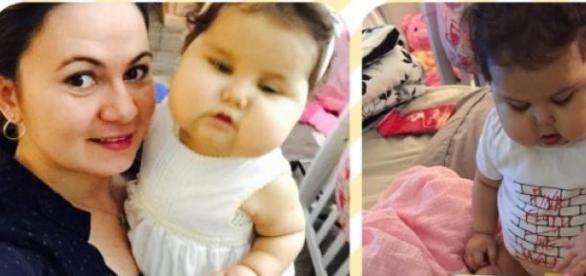 Sofia recebe alta hospitalar