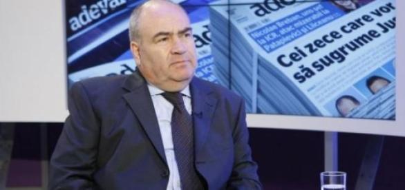 Vasile Ciurchea, preşedintele CNAS