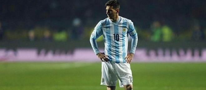 Leo Messi powalczy o pierwszy trium z Argentyną