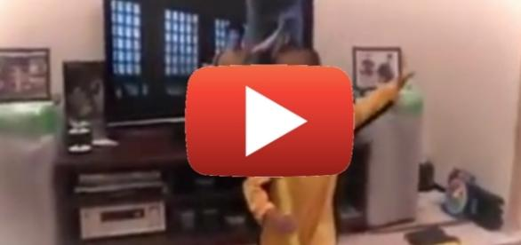 ¿Este niño podría ser el sucesor de Bruce Lee?