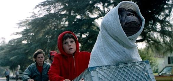 'ET - O Extraterrestre' está de volta aos cinemas