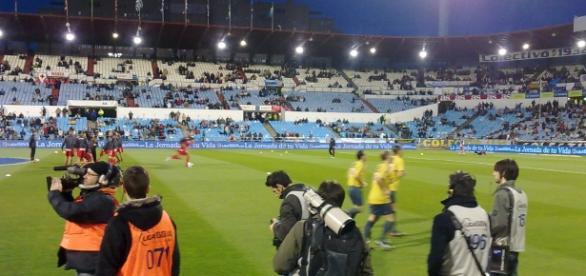 Imagen de archivo del Real Zaragoza