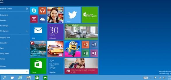 Imagen de Windows 10 el nuevo sistema operativo
