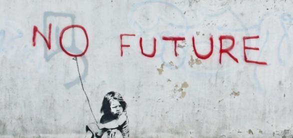 "Streetart Werk dens Briten ""Banksy"""