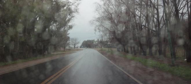 La importancia de la precaución en la ruta los días de lluvia