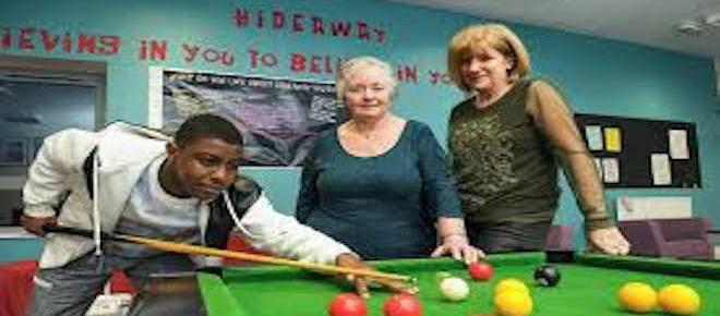 Hideaway celebrates 50 years of youth work