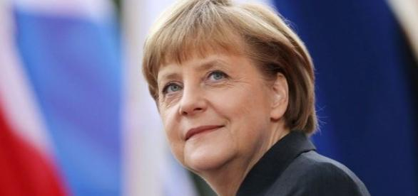 Angela Merkel, the cancellor of Germany