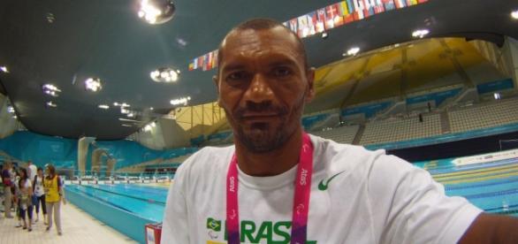Carlos Alberto na Paralimpíadas de Londres (2012)