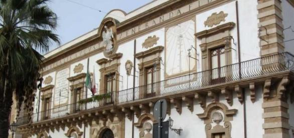 Il Palazzo Comunale di Augusta (SR)
