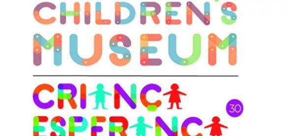 Logo do Criança Esperança é parecido com de museu