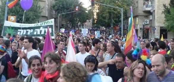 Marcha do Orgulho Gay de Jerusalém