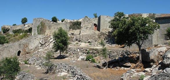 Muralhas medievais da Vila Amuralhada de Ansiães