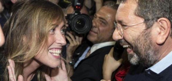 Roma sprofonda nel caos e Marino festeggia