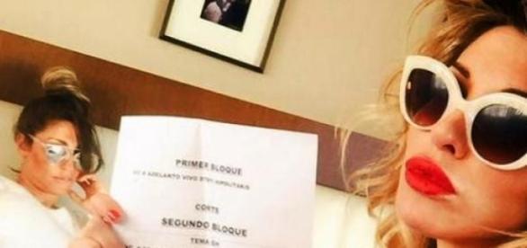 La foto que prueba que Vicky no se fue del país