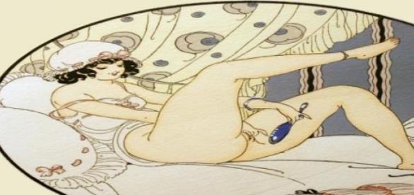 Masturbacja była i jest inspiracją wielu artystów.