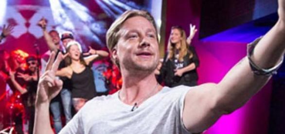 """Samu Haber in """"Die Band"""", Foto: ProSieben"""