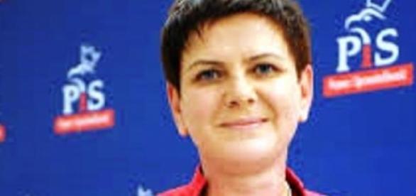 Beata Szydło kandydatka PiS na premiera