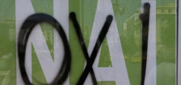Grecia oggi al referendum. Nai oppure Oxi?
