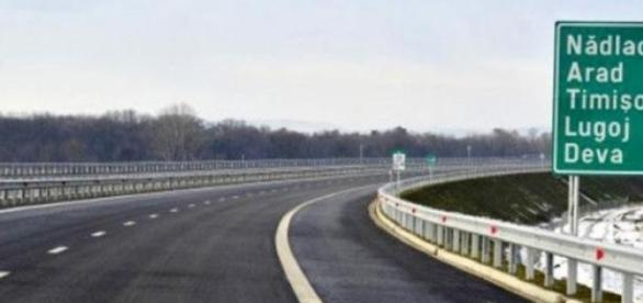 Inaugurarea autostradei Arad-Nădlac