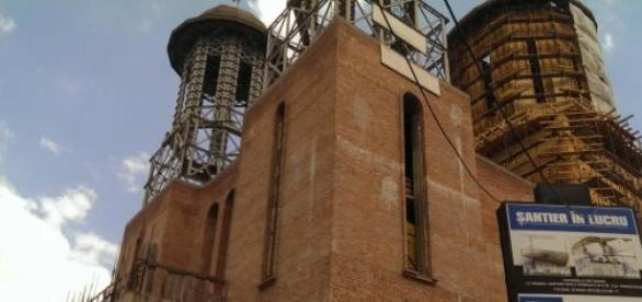 La Catedrala din Focşani se lucrează de 13 ani