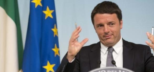 Matteo Renzi are în  plan venituri sociale noi