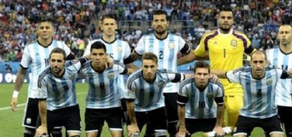 Nuestra Selección Argentina
