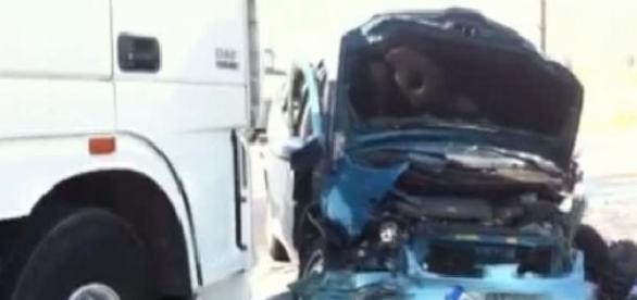 Accident grav pe Centura Ploiești