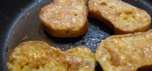 La ricetta del pane fritto