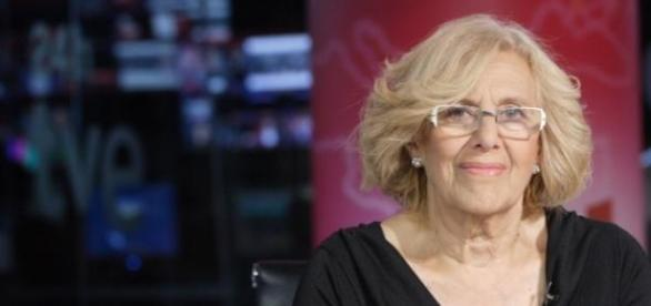 Manuela Carmena, en imagen de archivo.