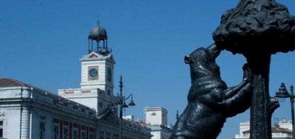 Mucho calor en Madrid con temperatura de récord
