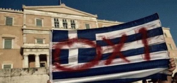 Os gregos disseram Não aos credores internacionais