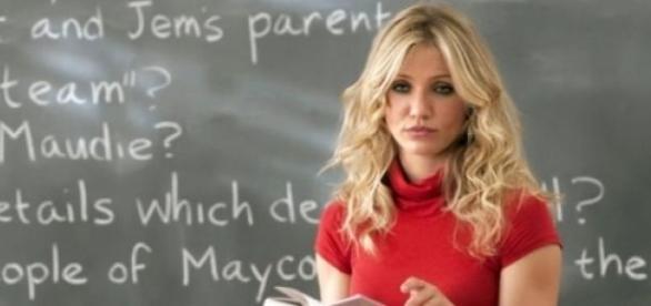 Profesoară acuzată de limbaj vulgar