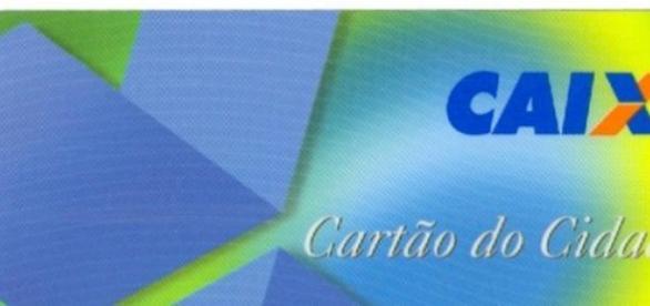 Saque do PIS poderá ser feito com o cartão cidadão