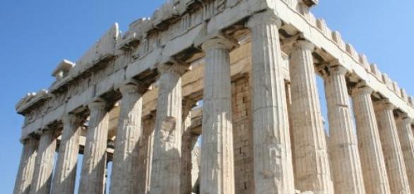 Symbol Grecji i jej racjonalizmu