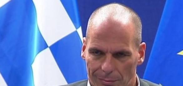 Yanis Varoufakis, Ministrul de Finanțe al Greciei
