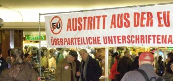 Austria îşi doreşte să iasă din UE?