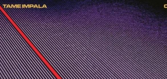 Capa do álbum Currents, do Tame Impala.