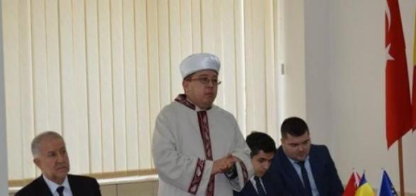Muftiul Muurat Iusuf, şeful cultului musulman