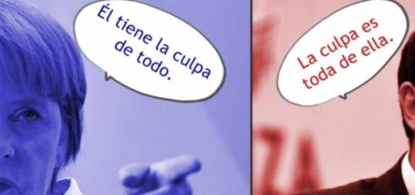 NADIE QUIERE LA CULPA DE NADA